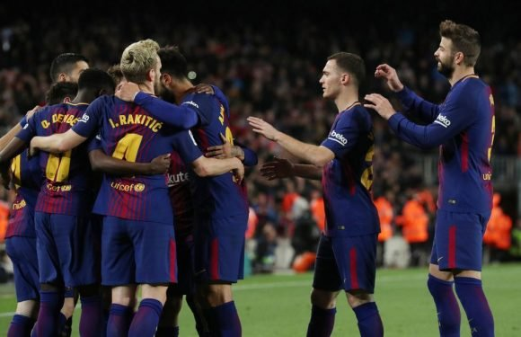 How Barcelona can win the La Liga title against Real Madrid in Clasico