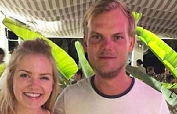Avicii appears frail and tired posing with fans just three days before death