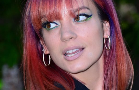 'Our paths will cross': Nicole Appleton warns Lily Allen over secret 'romps' with ex-husband Liam