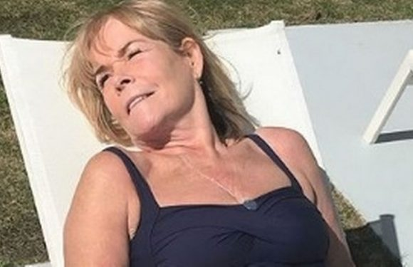 Why Linda Robson won't strip off in front of husband despite 3-stone weight loss