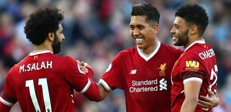Incredible goalscoring record Liverpool could smash this season