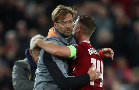 Klopp's simple message to Liverpool players following victory over Roma