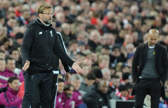 How Guardiola showed Klopp and Liverpool too much respect with team selection