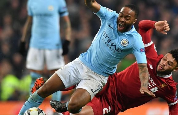"""How Oxlade-Chamberlain left Sterling """"raging"""" after Liverpool win over City"""
