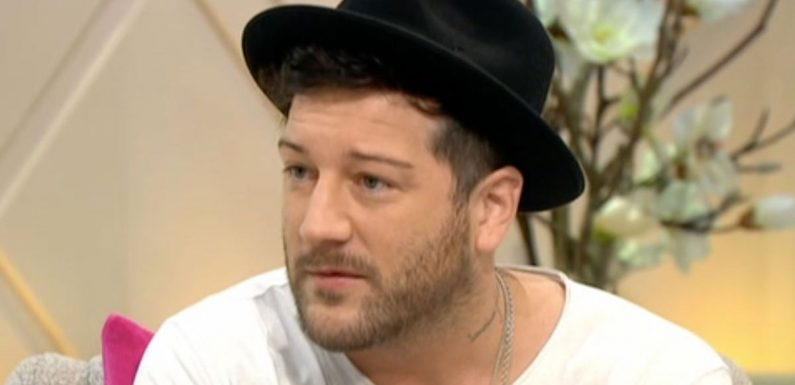 Matt Cardle opens up about 'dark' rehab struggle as he makes big return to music