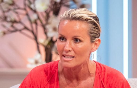 Davinia Taylor on 'humiliation' of losing custody of son due to alcoholism