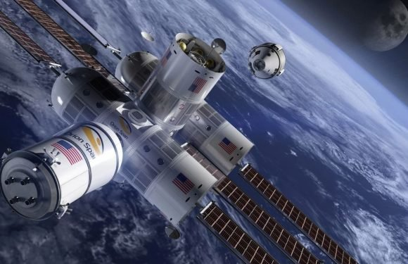 'Luxury space hotel' set to launch in 2021