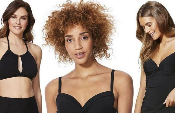 Best swimwear for your body shape from the latest F&F clothing summer range