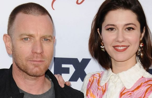 Ewan McGregor and Mary Elizabeth Winstead confirm they're back together