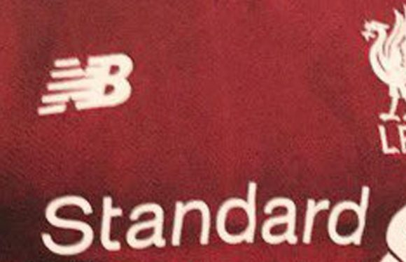 New Liverpool kit 'revealed' in leaked image