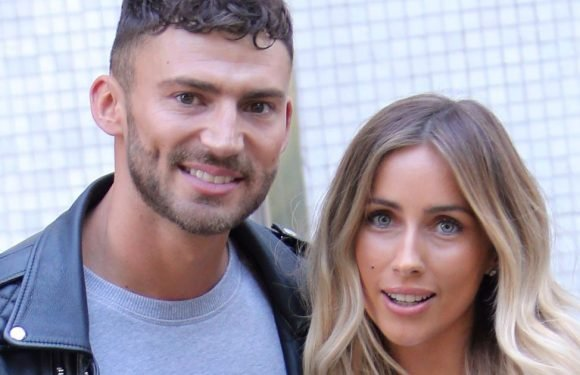 Jake Quickenden and Danielle Fogarty call off engagement