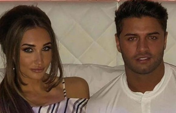 Megan McKenna and Mike Thalassitis confirm split after whirlwind romance
