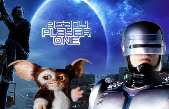 Pretty much all the Ready Player One Easter Eggs, even the ones Spielberg missed