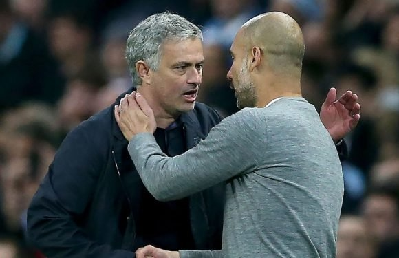 Mourinho congratulates champions Man City – and then has stern warning for them