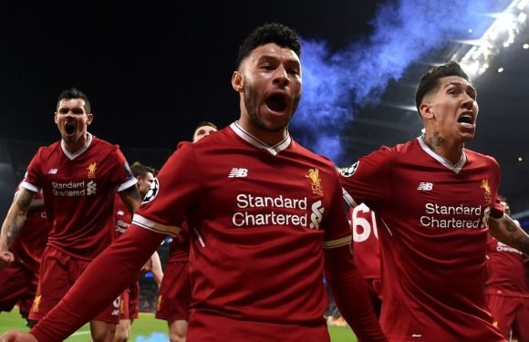 Collymore reveals the only three Liverpool players who would start for Man City