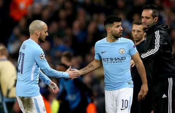 Man City travel with depleted squad for Wembley showdown