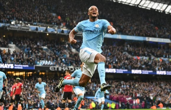 Kompany lays down gauntlet to Man City teammates after securing title