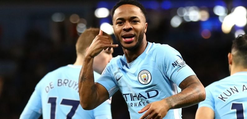 Gary Neville compares Raheem Sterling to these Premier League legends