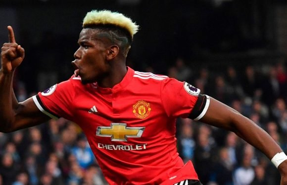 Pogba reveals the Man Utd team-mate who helped him become better after training