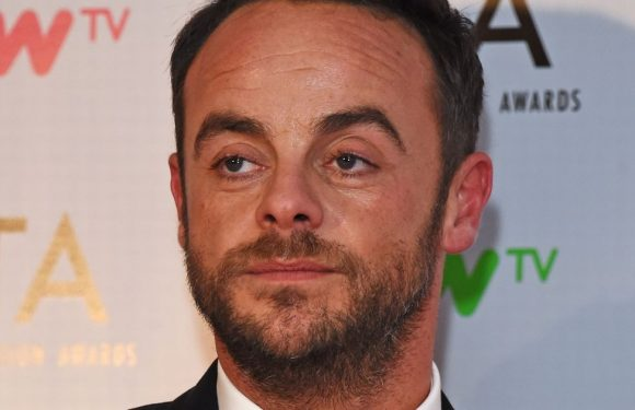 Here's the reason Ant why is on TV for the first time since drink-drive shame