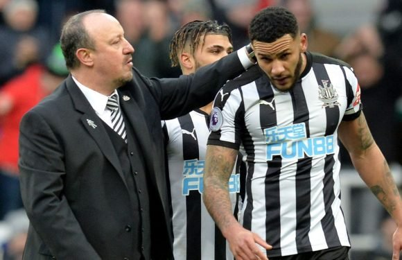 "Newcastle captain on why Benitez is ""definitely, definitely a special manager"""