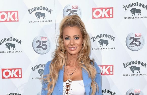 Olivia Attwood appears to confirm romance with footballer
