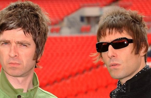 Liam Gallagher 'exposes' brother Noel Gallagher in cringeworthy text