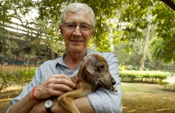 TV host Paul O'Grady reveals he nearly died while filming his new TV series