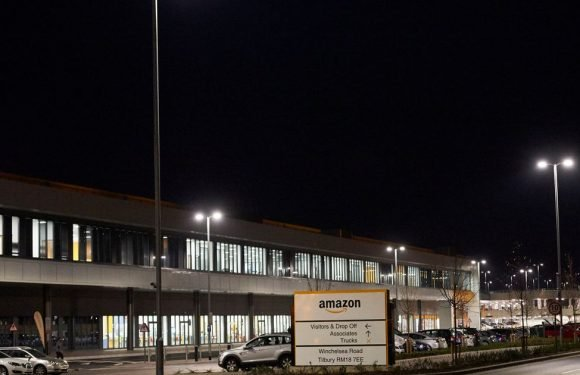 Some Amazon warehouse staff 'have considered suicide over poor conditions'