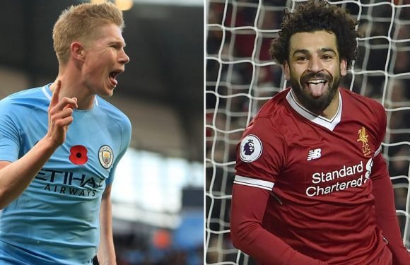 PFA Premier League Team of the Year revealed