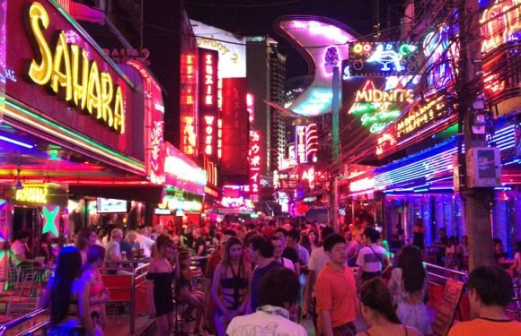 British tourist collapsed and died of heart attack at Bangkok strip club