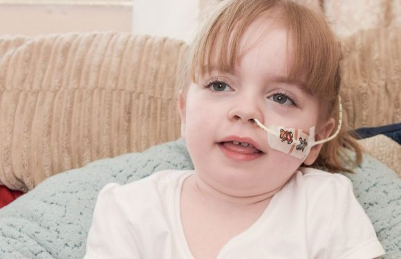 'Normal' toddler who 'forgot' how to crawl is diagnosed with brain condition