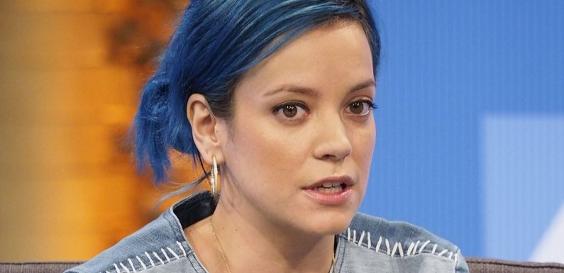 What Lily Allen 'really told' Nicole about those Liam Gallagher hook-up rumours