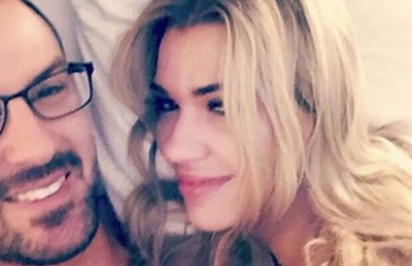 Paddy McGuinness and wife Christine snuggle naked in bed after marriage rumours