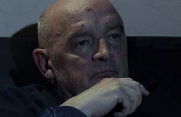 Phelan makes big return to Corrie – and it looks like he has a sinister plan