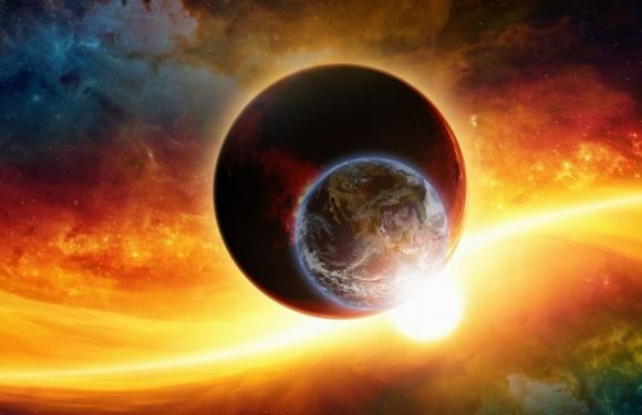 Death planet Nibiru 'will appear on April 23 signalling the end of the world'