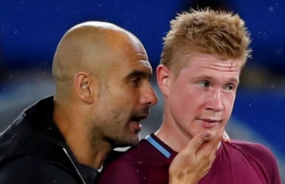Pep says Liverpool front three almost 'unstoppable' – but de Bruyne not as sure