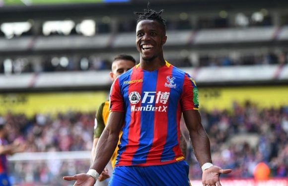 Most important player of the season for their club? It's not Salah, but Zaha