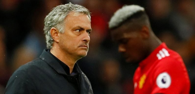 Mourinho reveals advice Pogba appeared to ignore before West Brom