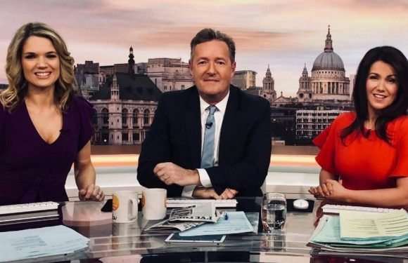 ITV unveils brand new studio on GMB but viewers aren't happy