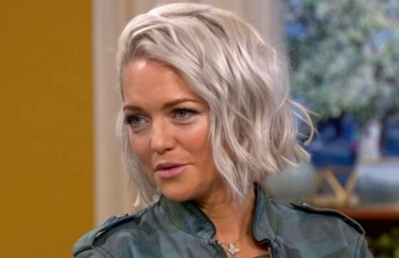 Fans baffled by S Club 7 star Hannah Spearitt's posh accent on This Morning