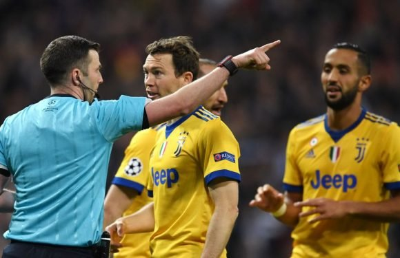 Michael Oliver's next game revealed after Real Madrid penalty decision