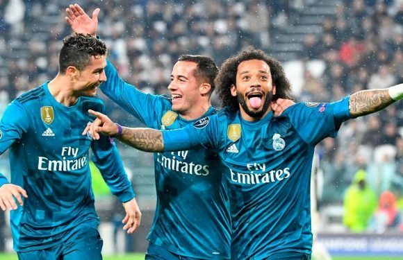 TV and live stream information for Real Madrid vs Juventus
