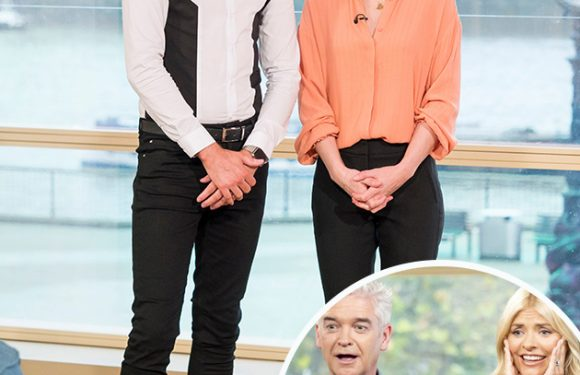 Rylan Clark and Emma Willis to replace Holly Willoughby on This Morning?