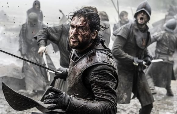 'Game Of Thrones' Just Spent 55 Days Filming Its Most Epic Battle Scene Ever