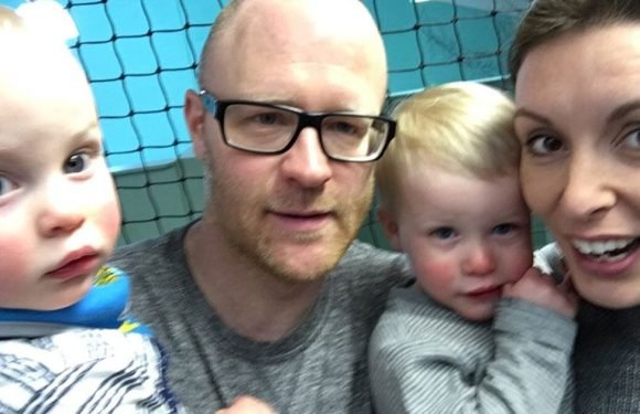 Mum diagnosed with cancer while pregnant gets tragic news on twins' 2nd birthday