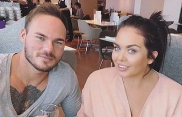 Scarlett Moffatt's bae Lee Wilkinson 'helps her through cruel weight comments'