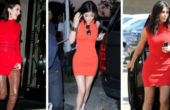 Who Wore It Better? 15 Times The Kardashian-Jenner Sisters Shared Outfits