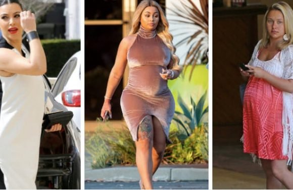 25 Embarrassing Pregnancy Outfits These Celebs Should Have Left In The Closet