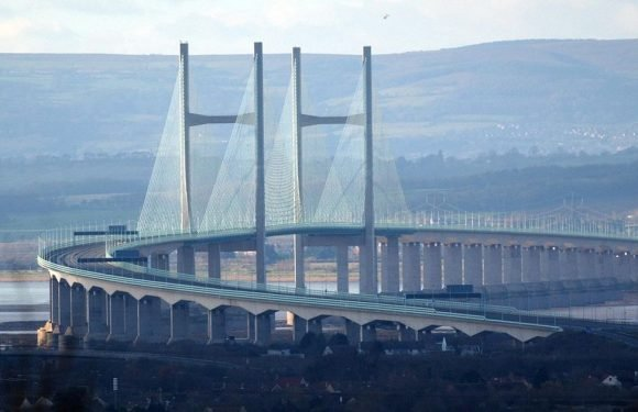 Driver's fury after being charged £56k twice while crossing Severn Bridge